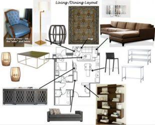 جزوه آموزش طراحی داخلی ساختمان